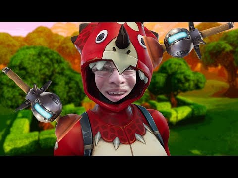 The WORST Fortnite Battle Royale Player EVER!?