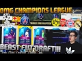 FIFA 17: UNGLAUBLICHES CHAMPIONS LEAGUE FUT DRAFT! 😱 (DEUTSCH) - ULTIMATE TEAM - TOTY!