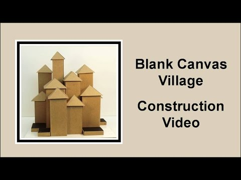Blank Canvas Village Construction - Part 1