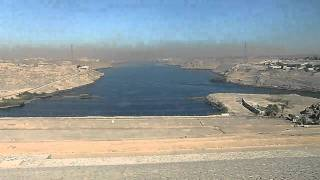 HD Assuan Staudamm / Aswan Dam / Diga di Assuan Part 1 Italians79 in Egypt
