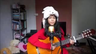 Chiki Fawzi-Midnight Rainbow[COVER] by alsa *notfullversion*