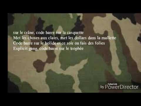 Explicit Gang//// Lyrics
