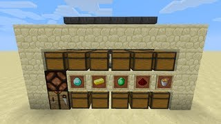 Virtually Infinite Storage & Sorting System! [Tutorial] *Compact!