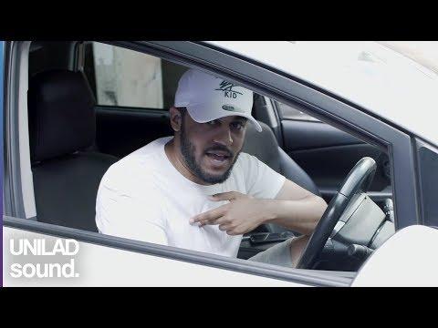 Bars In Cars: Jammz | UNILAD Sound