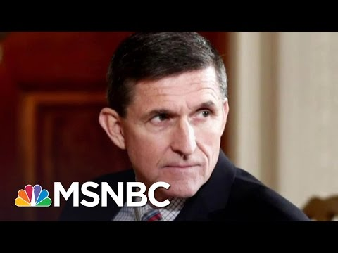 Donald Trump Reportedly Wants Mike Flynn Back In The White House | The 11th Hour | MSNBC