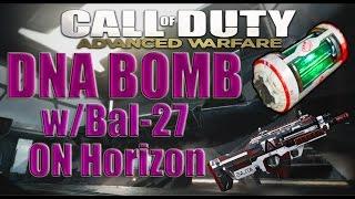 Advanced Warfare   D.N.A Bomb w/Bal-27 On Horizon!