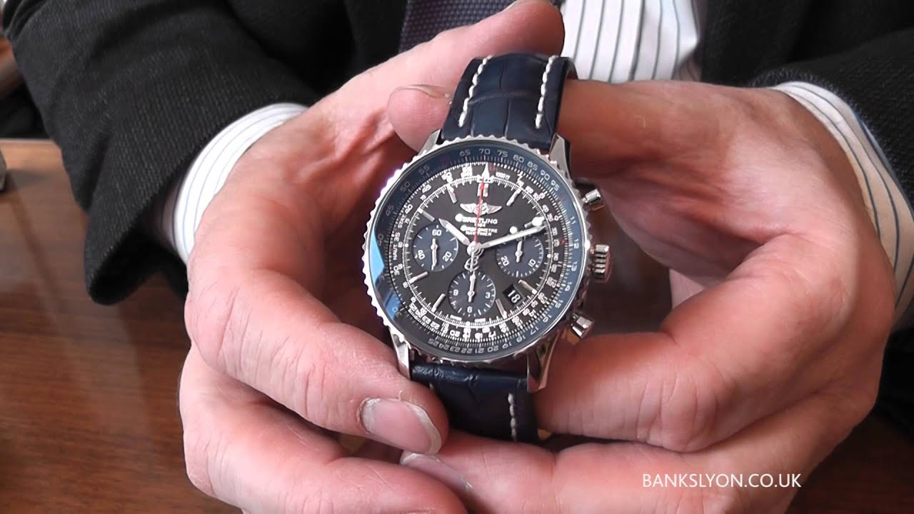 Breitling Navitimer Limited Edition 2015