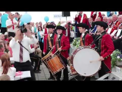 Impressionen vom Kant. Musikfest in Laufenburg 2018