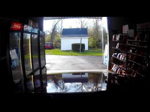 Drive Through Convenience store