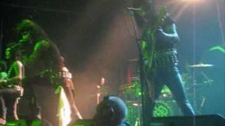 Black Veil Brides - Sweet Blasphemy (Live at HMV Forum London 12.02.11)