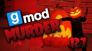 Deadly Waters & Exploding Pumpkins! (Gmod Murder #127)