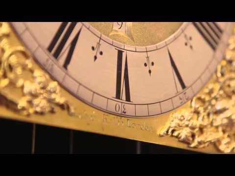 Joseph Knibb, London - 1685 - Ben Wright Exceptional Clocks