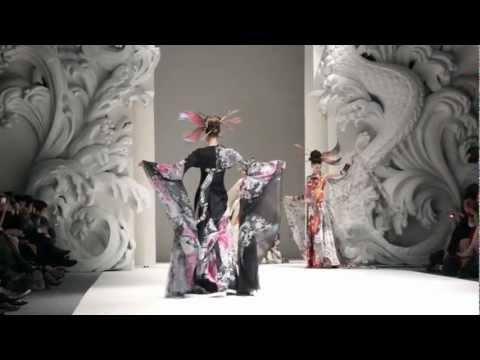Yumi Katsura 2012 Haute Couture Week Part 2