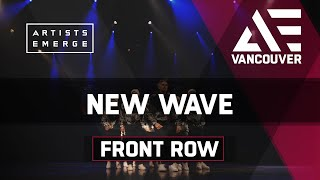 NEW WAVE  |  Varsity All-Stars  |  Artists Emerge Vancouver 2019  |  FrontRow 4K