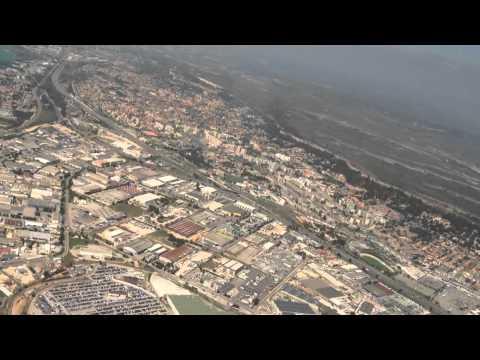 Avion Décollage De Marseille
