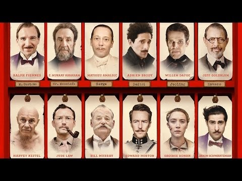 The Grand Budapest Hotel - Reviewed!
