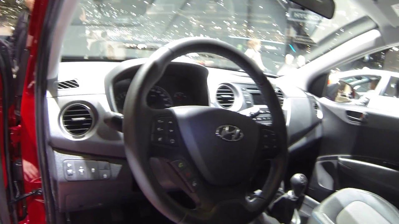 Hyundai i10 Mk2 OBD2 Diagnostic Port Location