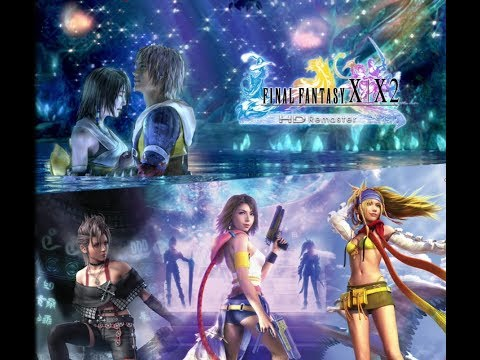 [PS4] Let's work on that ability grid!!  FFX HD Remastered.