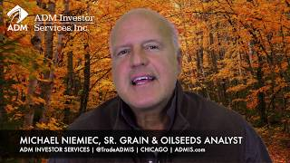 11.16 AM Grain Market & Export Sales Outlook w/Michael Niemiec