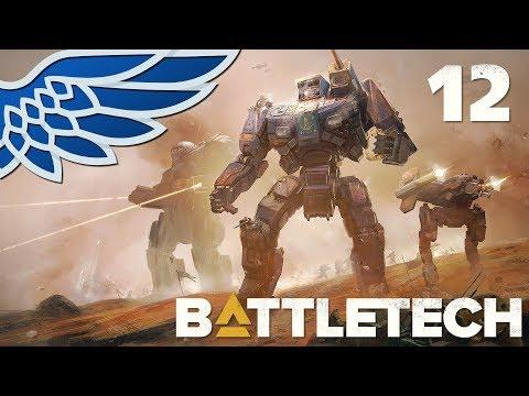 BATTLETECH | HUNCHBACK AC20 PART 12 - BATTLETECH Let's Play Walkthrough Gameplay
