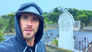 Exploring Abandoned Cemetery and 12 Apostles, Melbourne Australia