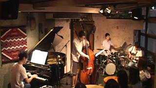 "2012.8.24@JAMUSICA ""pale blue"" composed by 工藤拓人 http://funkeyta..."