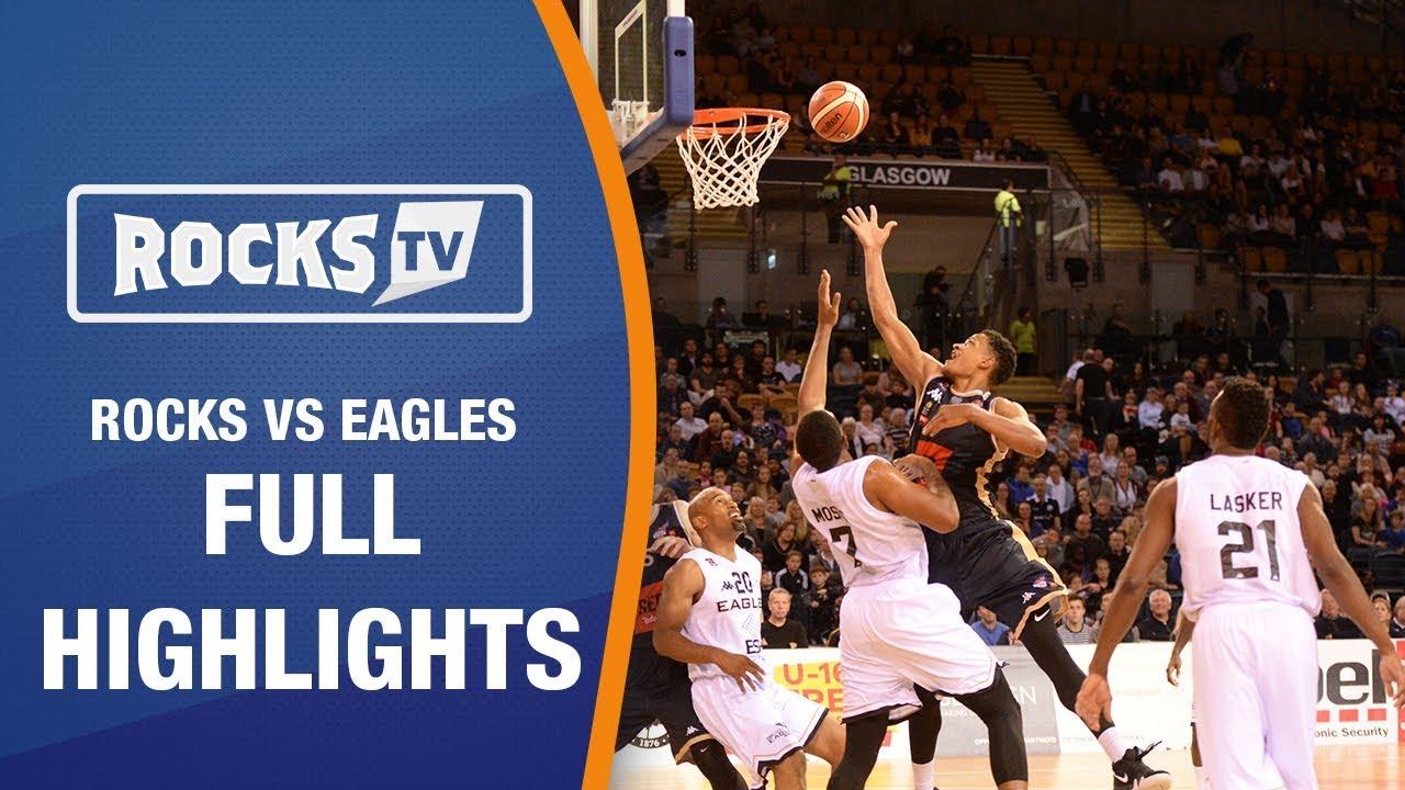 Rocks V Eagles: Full Highlights #1
