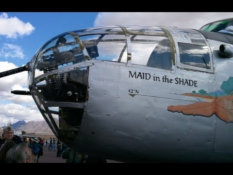 AIRSHOW - Scottsdale Airport Air Show Highlights Compilation - F-18 B-17 L-39 Cobra Helicopters