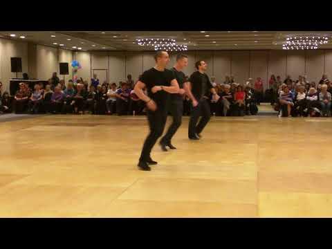 2017 Windy City Dance Mania - Hurts Like A Cha Cha