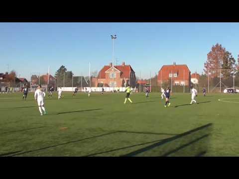 Damsø  vs. Greve 1-2