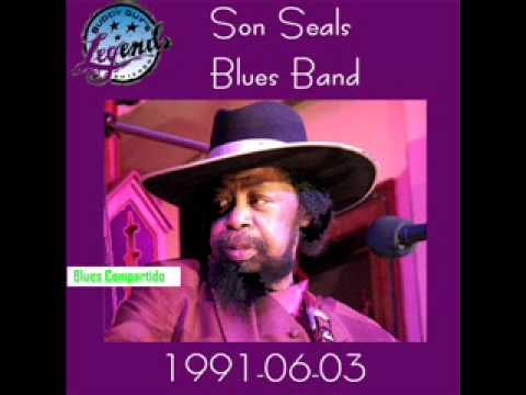 Son Seals  - Live at Buddy Guy's Legends,  Chicago, IL, 1991