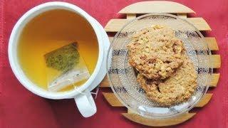 Apple Caramel Cinnamon (acc) Oat Cookies ~ Luksunshine