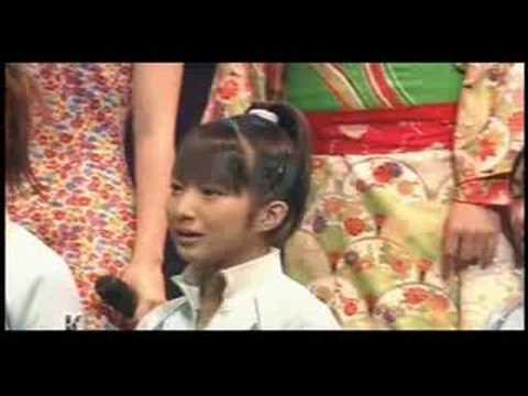 Atsuko Inaba 2003 Winter H!P clip
