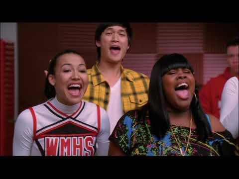 Glee - Lean On Me (Full Performance + Scene) 1x10