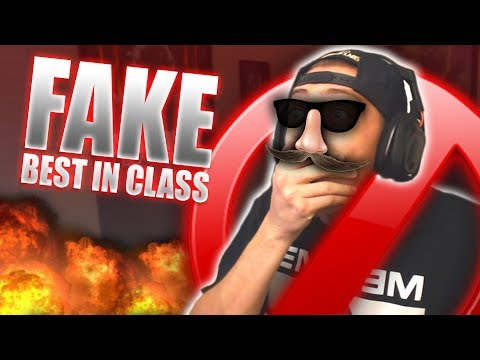 FAKE Best In Class Voice Impression! (Funny Reaction!)