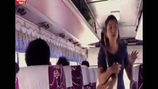 Bus funny video