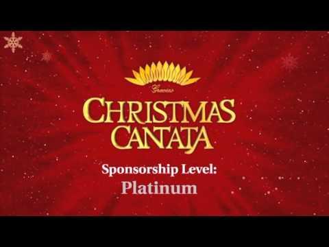 Christmas Cantata Sponsorship in Manhattan