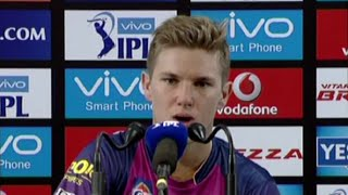 Download Video RCB v RPS: Virat Kohli Is Batting Like A Machine - Adam Zampa MP3 3GP MP4