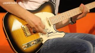 Fender Richie Kotzen Telecaster (Aivn)