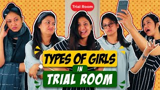 Types Of Girls In Trial Room // Captain Nick