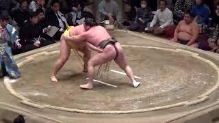 白鵬×遠藤  2018年大相撲トーナメント2回戦 白鵬 検索動画 20