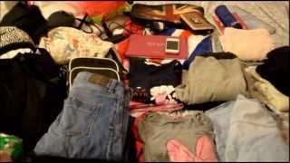 Pakowanie walizki :)))