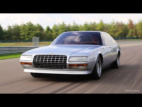 Mauro Forghieri e la Ferrari Pinin - Davide Cironi Drive Experience (SUBS)