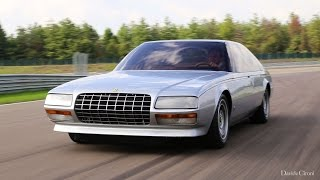 Pinin: The first ever four door Ferrari - Davide Cironi Drive Experience (SUBS)