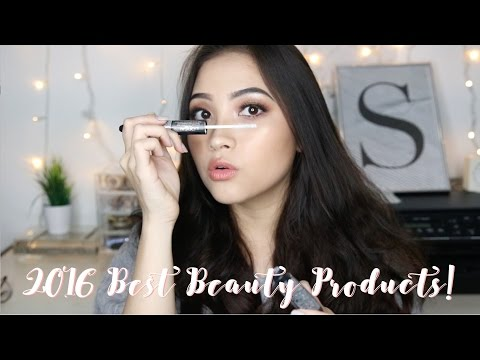 2016 Beauty Favorites // Make-up