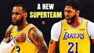 The Days of the LAKERS DYNASTY Are Here