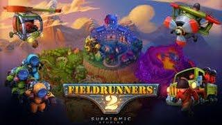 Hướng dẫn tải game fieldrunners 2 + Crack pc