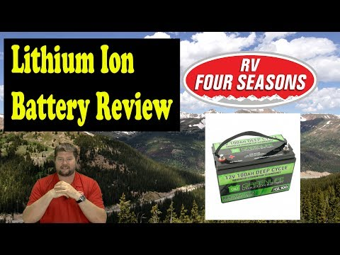 Green Life Lithium Ion Battery Review