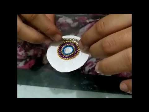 DIY:HOW TO MAKE RAKHI ON RAKSHA BANDHAN #rakhi #homemade #howto #rakhimaking