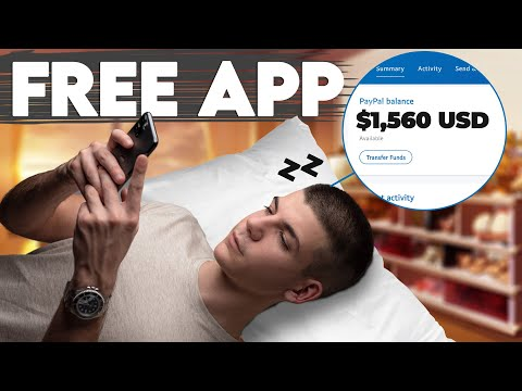 Earn $1,500 Using This FREE App (iOS & Android) | Make Money Online
